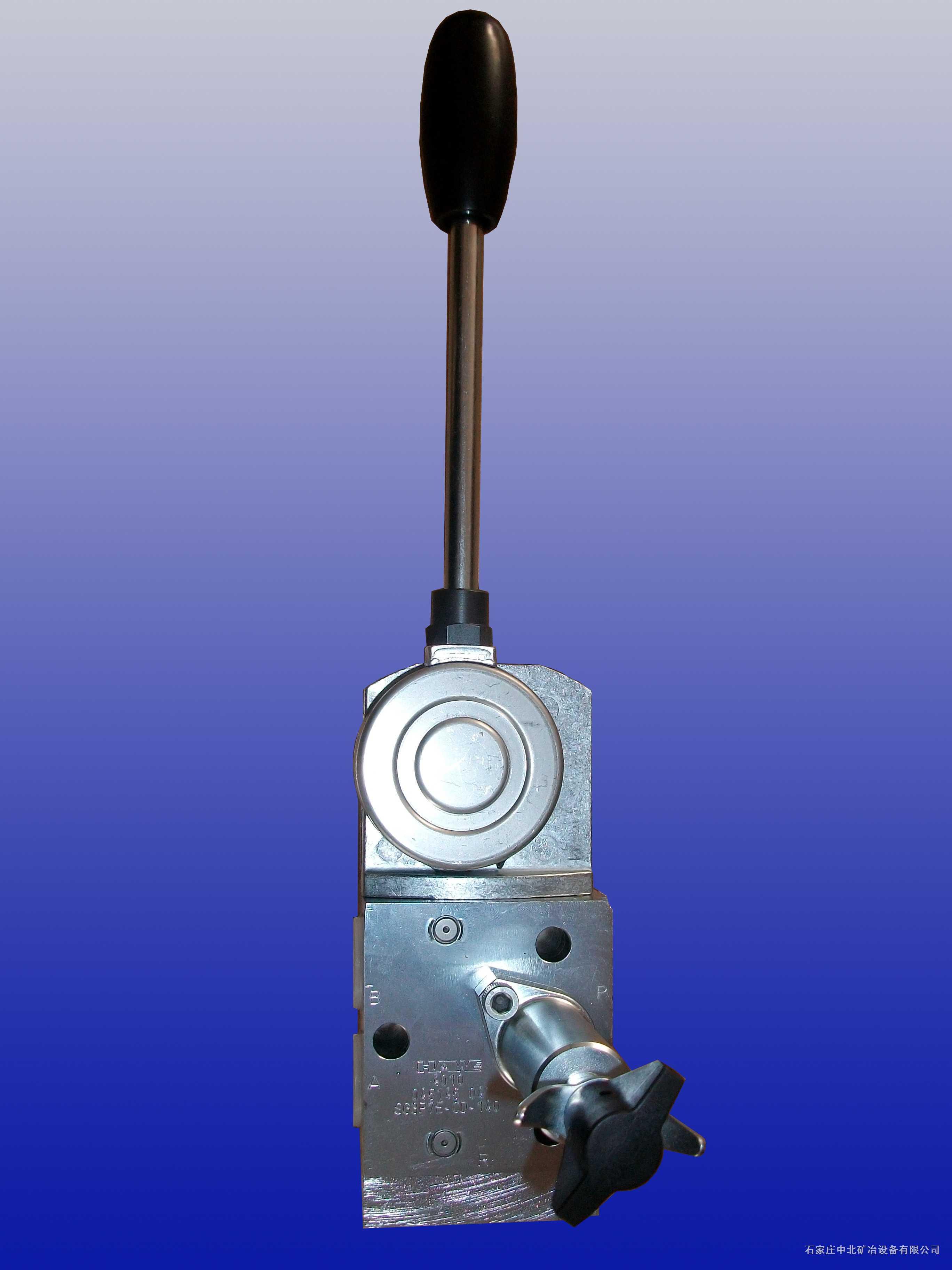 石家庄产EBZ100型掘进机用SG3P7E-CD-160系列哈威HAWEI换向阀