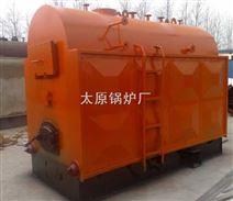 太原锅炉厂1吨卧式蒸汽锅炉