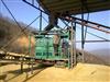 供应高山地区铁矿提高品位永磁磁选机矿石干选设备钢渣磁选设备