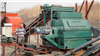 达州市选矿专用干式永磁磁选机磁选设备铁矿石干式磁选设备